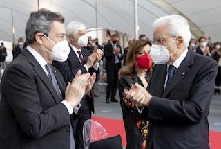 L'obbligo vaccinale si avvicina: anche Mattarella la pensa come Draghi