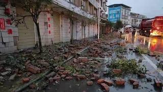 Cina, terremoto di magnitudo 6.0, almeno 3 morti e 60 feriti