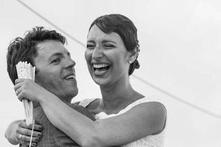 """Federico Lugato, l'addio della moglie: """"Ci siamo scelti ogni giorno: ciao amore mio"""""""