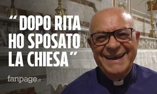 Giovanni Lattuca, l'uomo che a 66 anni ha sposato Dio dopo il matrimonio felice con Rita