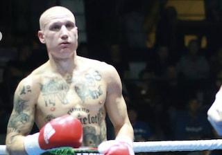 Tatuaggi nazisti sul ring, chiesta la radiazione del pugile triestino Michele Broili