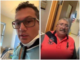 """""""Qui ti uccidono"""", no vax italiano va in ospedale e lo convince ad andare via: paziente covid muore"""