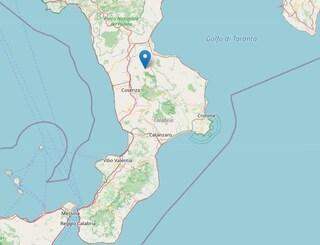 """Terremoto ad Acri, scossa di magnitudo 2.9 nella notte: """"Prima un boato, poi la terra ha tremato"""""""