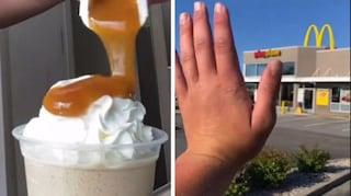 """McDonald's, dipendente mette salsa agrodolce sul gelato del cliente """"maleducato"""": licenziato"""