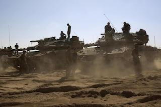 Come l'occupazione armata israeliana in Palestina sta di nuovo aiutando Hamas