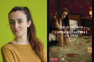 """Giulia Caminito ha vinto il Premio Campiello 2021 per """"L'acqua del lago non è mai dolce"""""""