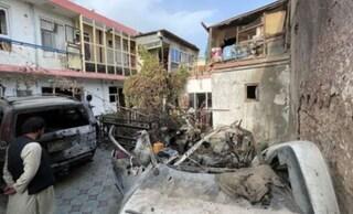 """L'attacco col drone a Kabul ha ucciso 10 innocenti tra cui 7 bimbi, Usa ammettono: """"Tragico errore"""""""