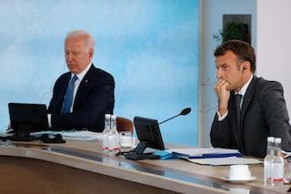 """Crisi sottomarini, Francia avverte: """"Peserà sul futuro Nato, Biden è come Trump senza twitter"""""""