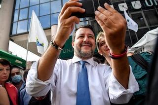"""Salvini contro il referendum sulla cannabis: """"Il Paese ha altre emergenze, la droga è sempre droga"""""""