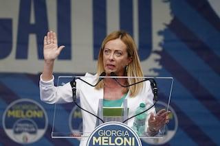 "Assalto sede Cgil, Meloni ammette: ""A Roma matrice fascista a manifestazione no green pass"""