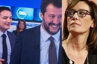 """Ilaria Cucchi contro Matteo Salvini sul caso Morisi: """"Quanta gratuita sofferenza ci ha inflitto"""""""