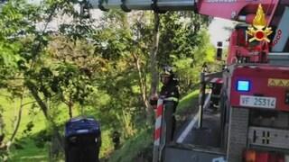 Reggio Emilia, finisce nella scarpata con l'auto: muore uomo di 35 anni