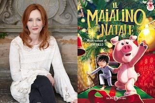 Dopo Harry Potter, J.K. Rowling torna con una storia di Natale per bambini