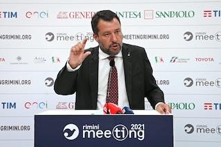 """Salvini contro Lamorgese: """"Non sta facendo il suo lavoro, ci sono decine di migliaia di sbarchi"""""""