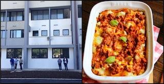 Andria, a scuola con la pasta al forno come merenda: 10 alunni rischiano la sospensione