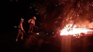 Spagna in fiamme, maxi incendio distrugge oltre 10mila ettari di terreno e uccide 1 vigile del fuoco