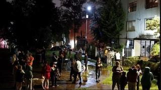 Messico, terremoto di magnitudo 7.0 nei pressi di Città del Messico: danni alla linea elettrica