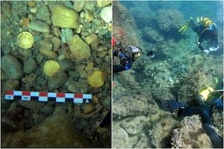 Spagna, sommozzatori trovano in mare tesoro romano risalente al 400 d.C.