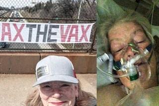 USA, morta di Covid la leader No Vax Veronica Wolski: voleva farsi curare con l'ivermectina