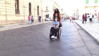 """Anna e la sua petizione: """"Reggio Calabria discrimina i disabili, è tutta una barriera"""""""