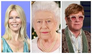 Pandora Papers, i conti segreti dei potenti: da Claudia Schiffer e Elton John alla Regina Elisabetta