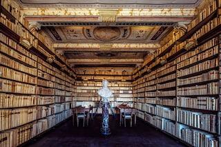 Un manoscritto originale di Giacomo Leopardi su Dante sarà in mostra a Recanati