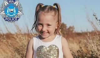 Australia: bimba di 4 anni scompare dal campeggio mentre dorme con i genitori, sparito anche il sacco a pelo