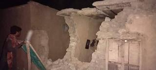 Terremoto di magnitudo 6 in Pakistan durante la notte: 20 morti e 300 feriti
