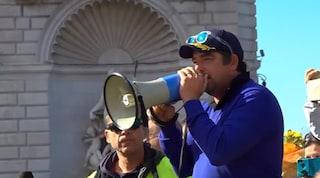 No a green pass e obbligo vaccinale: cosa ha chiesto l'ex leader dei portuali di Trieste al governo
