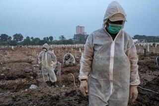 La pandemia di Covid-19 ha ucciso 180mila operatori sanitari nel mondo