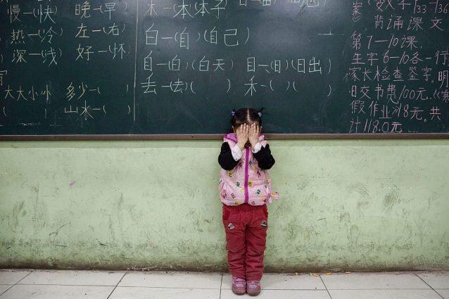 La nuova proposta di legge in Cina: punire i genitori dei bambini che si comportano male