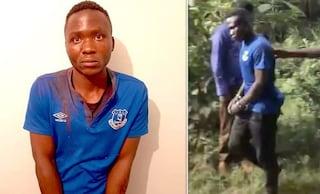 Serial killer di bimbi sfugge alla polizia, folla lo individua e lo uccide linciandolo