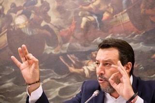 "In piazza a Roma dopo l'assalto alla Cgil, Matteo Salvini: ""Sarà una manifestazione di parte"""
