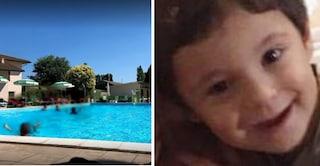 """Maxsimiliano annegato in piscina a 4 anni, la mamma andrà a processo: """"Voglio la verità"""""""