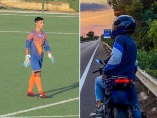 Drammatico schianto in moto, Michael muore a 17 anni: addio a giovane promessa del calcio
