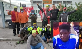 """Yaya, operaio 22enne morto schiacciato a Bologna al terzo giorno di lavoro: """"Strage inaccettabile"""""""