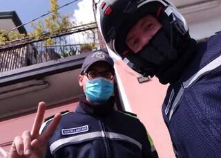 Schianto in moto durante scorta a gara: muore l'agente Massimo, scortava la squadra di Zanardi