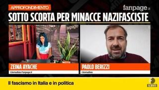 """Berizzi: """"Prima i fascisti si nascondevano, oggi per colpa di Salvini e Meloni non è più così"""""""