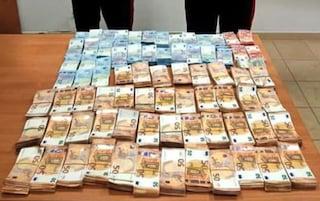 Un milione e cinquecento mila euro dentro una stanza, denunciata coppia di pensionati