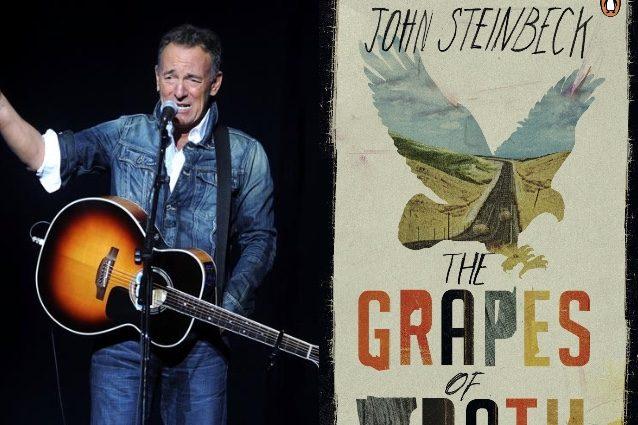 """Bruce Springsteen legge """"Furore"""" in un nuovo documentario italiano dedicato ai migranti"""