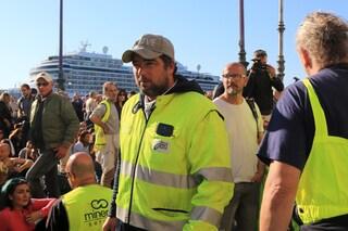 """Annullata manifestazione No Green Pass a Trieste. Puzzer: """"Rischio infiltrazioni violente"""""""