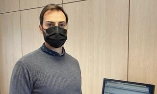 """Niente vaccino, prenota un tampone ogni due giorni per tre mesi. Francesco: """"Mi danno del matto"""""""