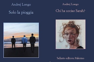 """La pioggia di Napoli bagna l'ultimo libro di Longo: """"Uso la malavita per parlare della borghesia"""""""