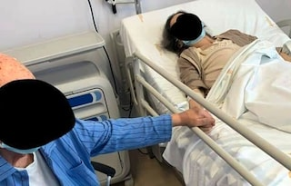 """""""Non potevamo dividere il loro amore"""", l'ospedale ricovera coppia di anziani nella stessa stanza"""