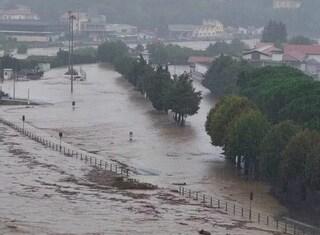 Maltempo in Liguria, nuovo record di piogge: 496 mm in sole 6 ore a Cairo Montenotte, Savona