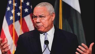 Morto per covid Colin Powell, addio al primo segretario di stato americano nero