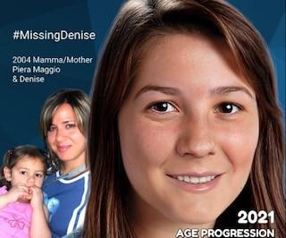 Denise Pipitone, come potrebbe essere oggi: la nuova Age Progression diffusa dalla famiglia