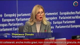 """La bufala dell'eurodeputata Donato: """"Chi ha reazioni avverse al vaccino non riceve cure gratis"""""""