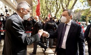 Assalto Cgil, oggi la manifestazione di solidarietà a Roma che divide la politica