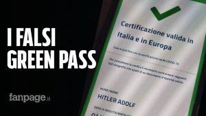 I passaporti vaccinali da ieri reperibili su una serie di siti web e su Telegram. A generarli sarebbe stato un utente polacco